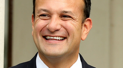 Taoiseach Leo Varadkar Photo: Gerry Mooney