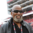 Dr. Harry Edwards of the San Francisco 49ers. Photo: Getty