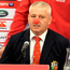 Warren Gatland had the last laugh after being subjected to mush personal criticism during the tour. Photo: Getty Images