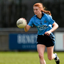 Lauren Magee scored their second goal six minutes before the break. Picture credit: Sam Barnes / Sportsfile