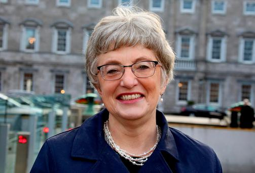 Childrens' Minister Katherine Zappone. Photo: Tom Burke