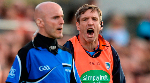 Armagh boss Kieran McGeeney. Photo by Piaras Ó Mídheach/Sportsfile