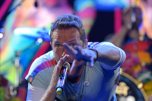 Watch Coldplay Fan in Wheelchair Perform Onstage
