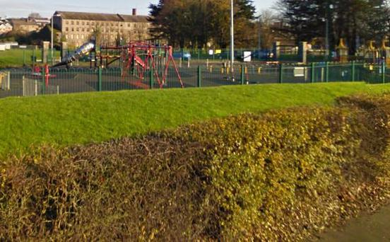 St Dominic's Park in Drogheda