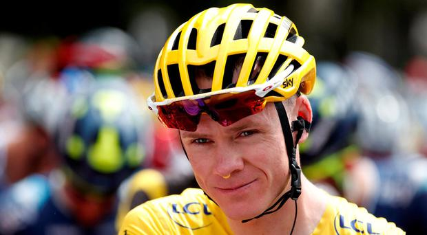 Uran wins stage 9, Froome remains in yellow — Tour de France