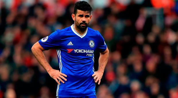 Costa absent as Chelsea begin pre-season