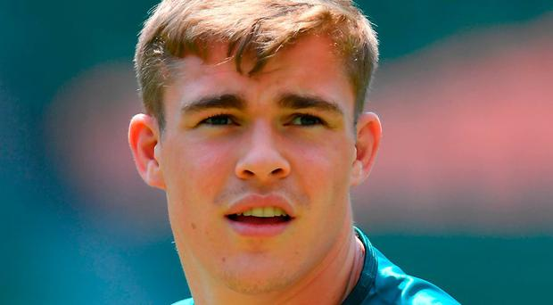 Ireland's Garry Ringrose. Photo by Brendan Moran/Sportsfile