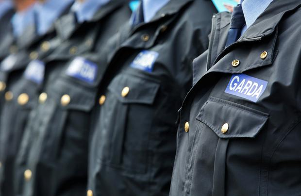 €117m: Recruitment of members, training needs, uniforms, body armour and overtime. Stock picture