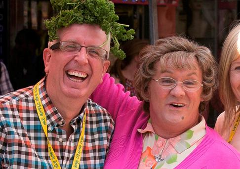 Brendan O'Carroll announces replacement for Rory Cowan on ...