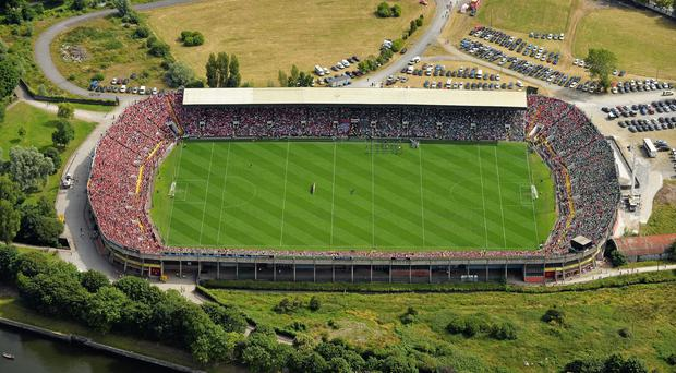 All-Ireland quarter-finals have traditionally been played in Semple Stadium as double-headers but with Páirc Uí Chaoimh now open for business
