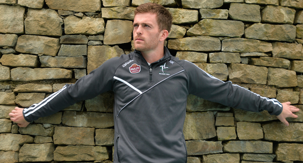 Niall Kelly at Kildare's recent Media Day at the Osprey Hotel, Naas. Photo: Sportsfile