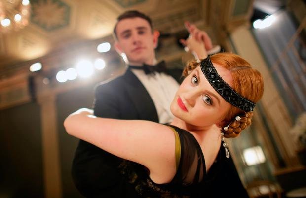 the great gatsby s interactive showcase at the gate sells out rest