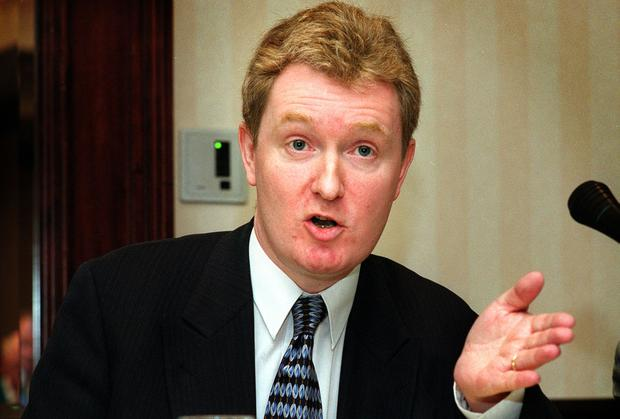 Abbey's executive chairman Charles Gallagher