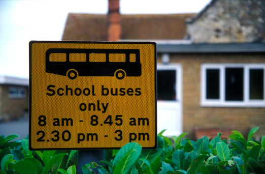Parents' representatives have called for a review of the school transport scheme, and for it to be made available to all children who need to travel to and from school. (Photo by: Photofusion/UIG via Getty Images)
