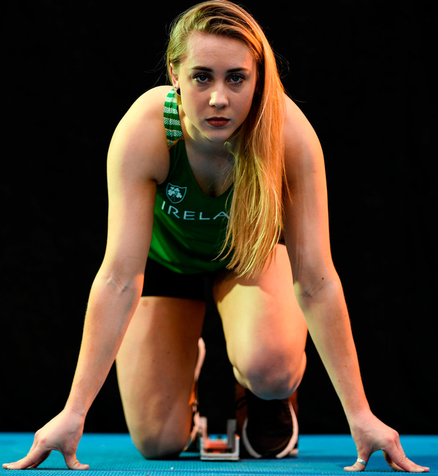 Orla Comerford has grown in confidence ahead of the World Para-Athletics Championships. Photo: Sportsfile