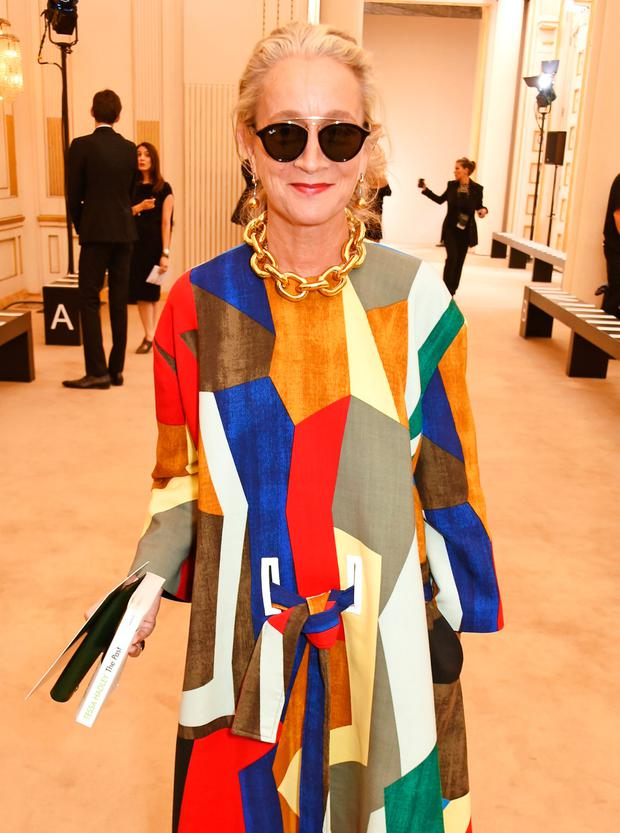 Tough times: Former 'Vogue' stylist Lucinda Chambers claimed she was fired from the magazine