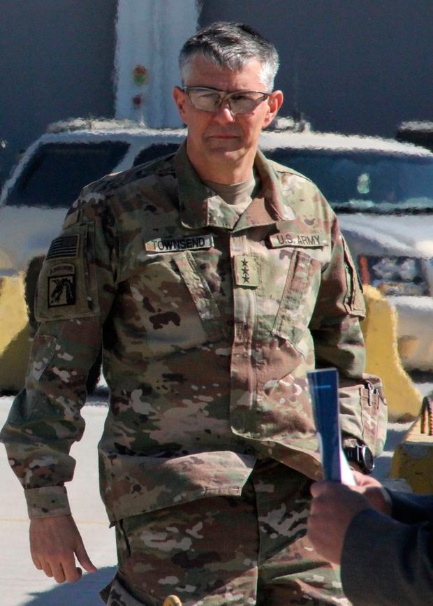 Lieutenant General Stephen Townsend. Photo: Getty Images