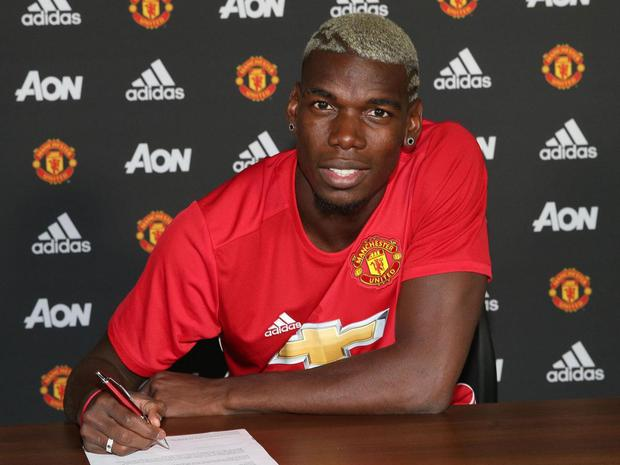 Manchester United viewed Pogba as a marketing asset as well as a midfielder when they paid £89m to sign him last summer