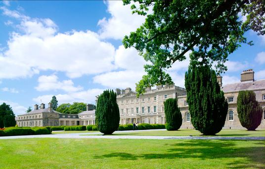 Carton House Hotel sits on 668 acres in Maynooth, Co. Kildare. The resort is a 30-minute drive from Dublin city and Dublin Airport