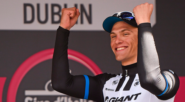"Kittel: ""It is a lifetime experience."" Picture credit: Ramsey Cardy / Sportsfile"