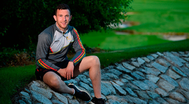 Carlow captain Darragh Foley can't wait for Saturday's SFC qualifier clash with Monaghan. Photo by Matt Browne/Sportsfile