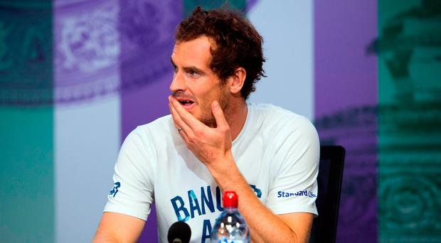 Murray indicated that the hip discomfort was a chronic problem that he would struggle to shake. Photo credit: PA Wire.