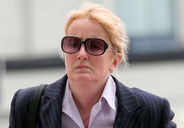 Eve Doherty pictured outside the Dublin Circuit Criminal Court. Photo: Collins Courts