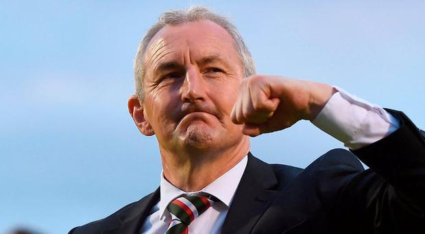 Cork City manager John Caulfield. Photo by Eóin Noonan/Sportsfile