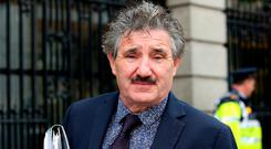 Junior Minister John Halligan TD. Photo: Tom Burke