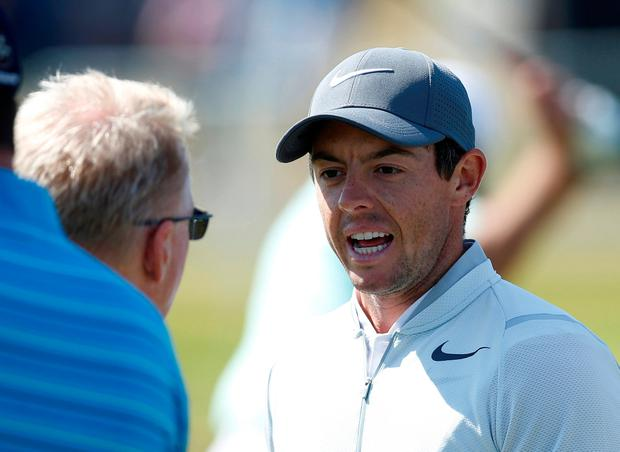Rory McIlroy. Photo: Reuters/Paul Childs