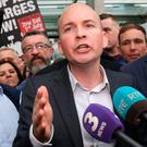 Solidarity TD Paul Murphy. Photo: Collins Courts