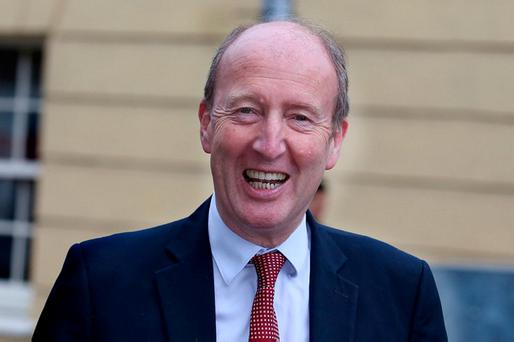 Sports Minister Shane Ross. Photo: Tom Burke