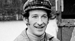 A legend in racing: Tommy Carberry. Photo: Connolly Collection / Sportsfile