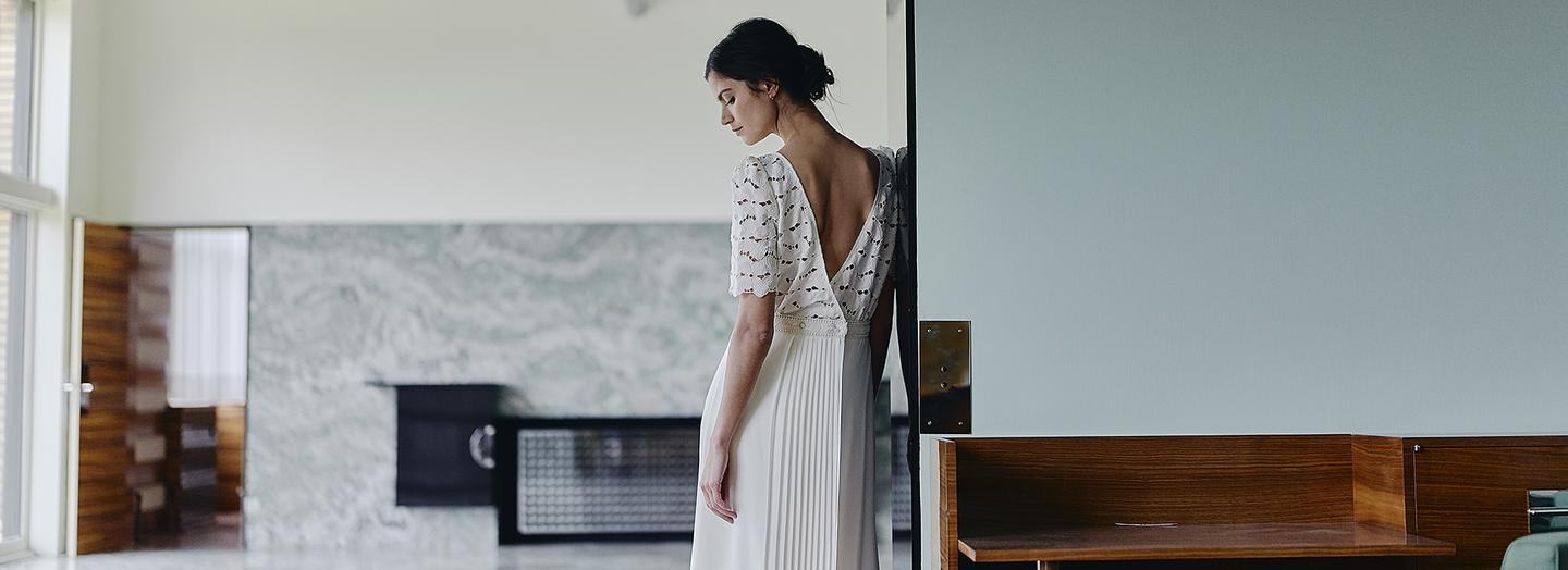 For the boho bride: The must-see 2018 collection by French designer ...