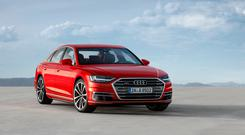 Flagship: Audi's new A8
