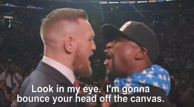 It wasn't me who silenced Conor McGregor's microphone — Showtime's Stephen Espinoza
