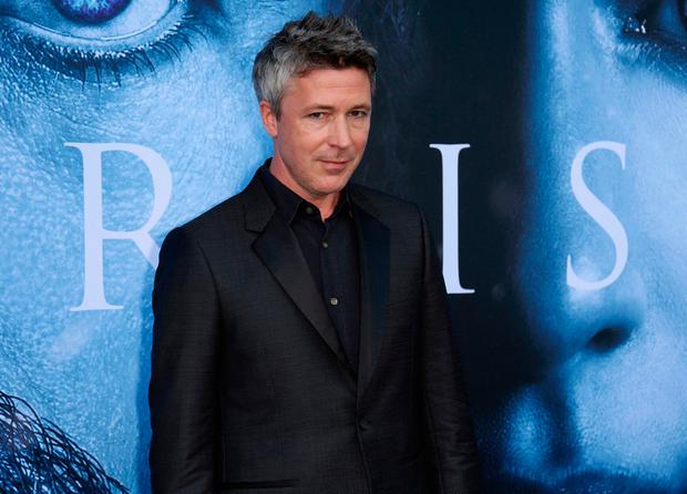 Aidan Gillen arrives at the LA Premiere of'Game of Thrones