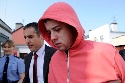Alan Cawley has denied the murder charge. Photo: Keith Heneghan