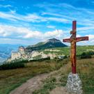 While thousands of Irish people travel to Spain each year to walk the famous Camino pilgrim route to Santiago de Compostela, the refurbishment of Ireland's spiritual pathways is expected to lead to an upsurge in walking trips along the Irish routes.