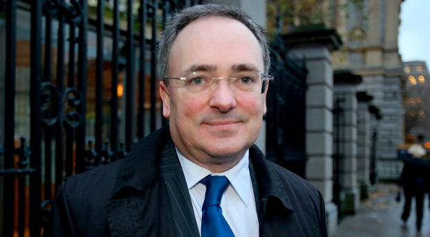Restrictions on the height of apartment buildings are limiting the supply of much-needed housing, Nama's chief executive has warned.