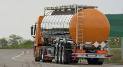 Inver imports and stores fuel, as well as selling it on to Irish retailers. Stock image