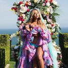 Beyonce with newborn twins Sir Carter and Rumi. Picture: Instagram