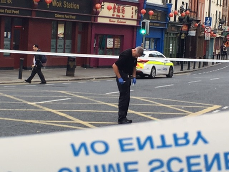 Man assaulted after hit-and-run in Dublin
