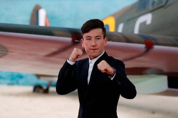 Actor Barry Keoghan arrives for the world premiere of Dunkirk in London, Britain, July 13, 2017. REUTERS/Peter Nicholls