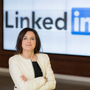 Sharon McCooey, senior director of international operations and site Leader of LinkedIn Ireland