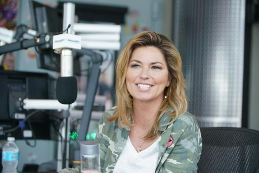 Shania Twain opened up about her battle with Lyme disease