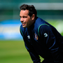 11 June 2015; Republic of Ireland's David Forde during squad training. Gannon Park, Malahide, Co. Dublin. Picture credit: Seb Daly / SPORTSFILE