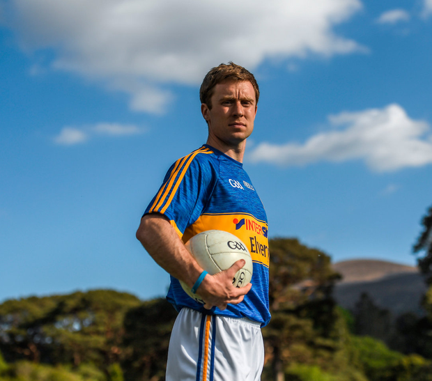 'They have plenty of motivation to win the game, we stole promotion from them,' Tipp captain Brian Fox says about their qualifier opponents Armagh. Photo: Brendan Moran/Sportsfile
