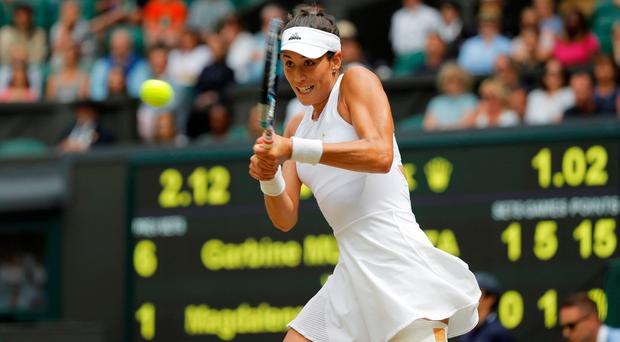 Garbiñe Muguruza has ability to dominate game — Wimbledon