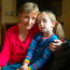 Campaigning: Vera Twomey with her six-year-old daughter Ava Photo: Michael Mac Sweeney